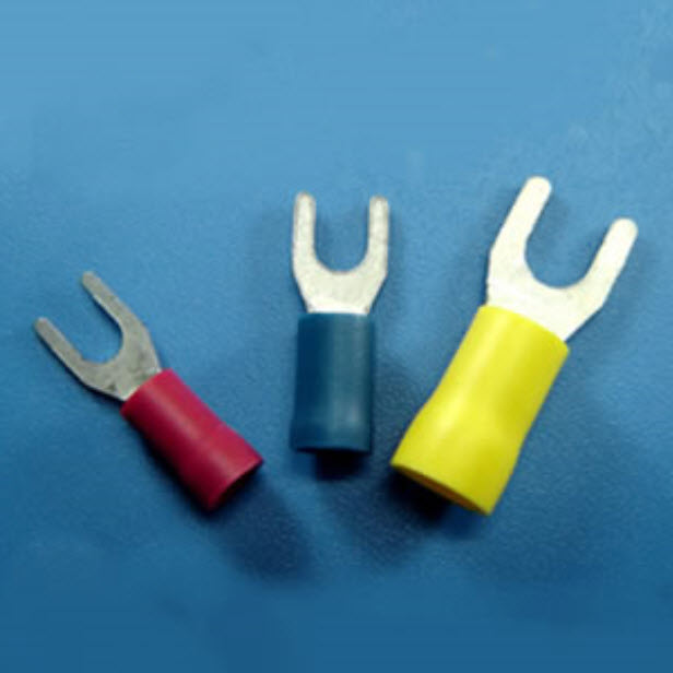 Spade Terminals -Vinyl Insulated ( PVC )